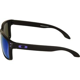 Oakley Holbrook Sunglasses matte black/violet iridium